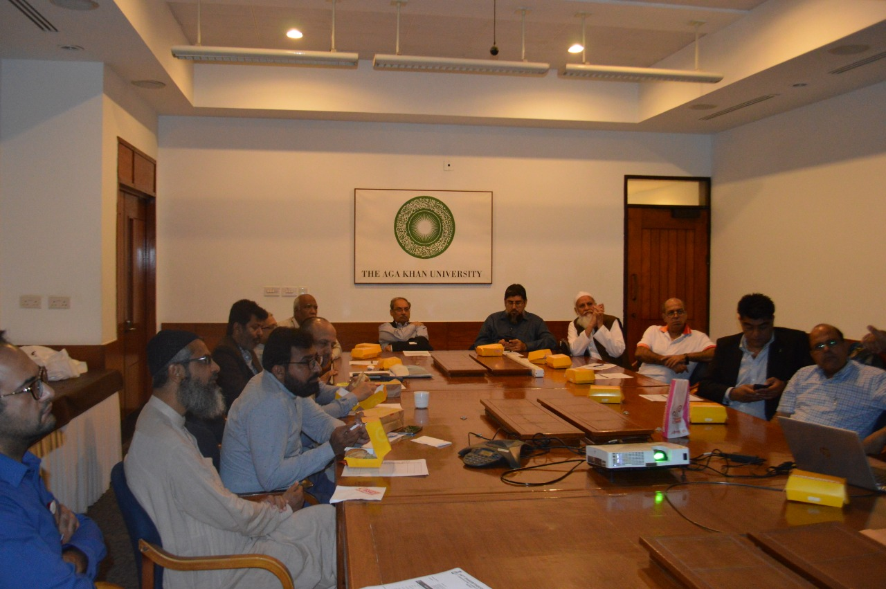 1st Organizing Committee Meeting