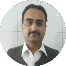 Dr. Faaiz Ali Shah