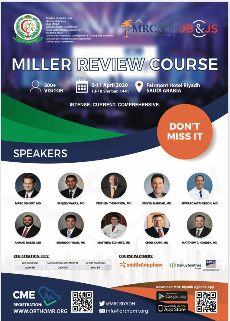 Miller Review Course